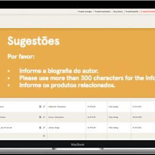Bookwire Brasil - Otimização de Metadados - 004